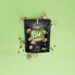 Mini Snacks Nature BIO