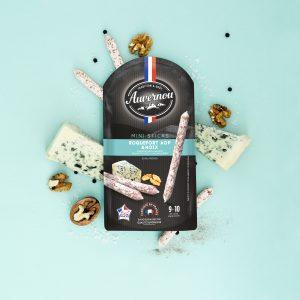 Mini Sticks Roquefort & Noix
