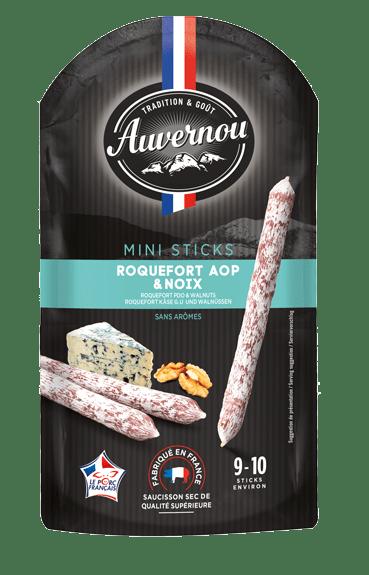 Mini sticks Roquefort Et Noix